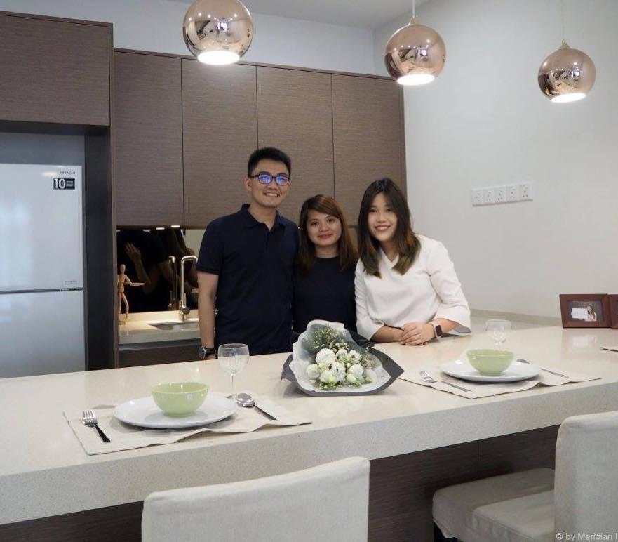 Dry And Wet Kitchen Design Photos: Interior Design And Kitchen Design, In Kuala