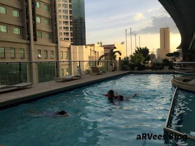 Cebu Parklane International Hotel in Cebu City Philippines