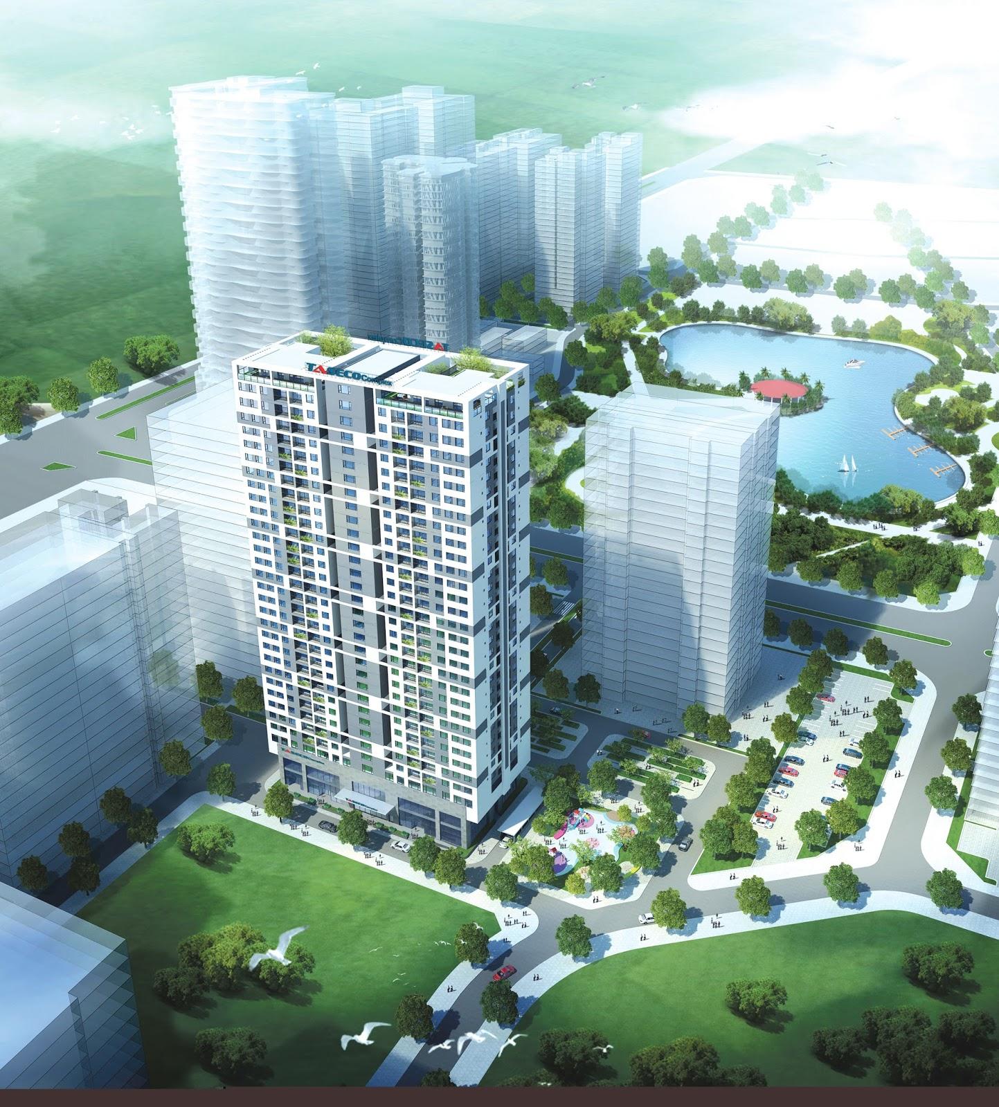 Đăng ký mua chung cư Taseco Complex tầng 15, 22 và 29
