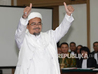 Ini Enam Ungkapan Ahok yang Menodai Agama, Habib Rizieq