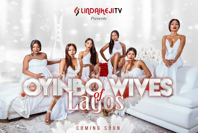 Oyinbo Wives Of Lagos (Teaser Poster)