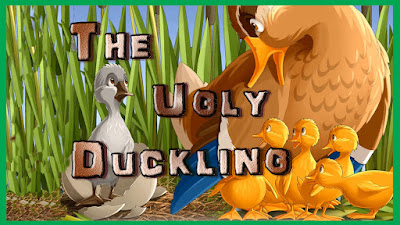 The Ugly Duckling Short Story with pictures & PDF