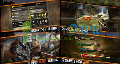 Deer Hunter Classic Apk Mod Unlimited Money