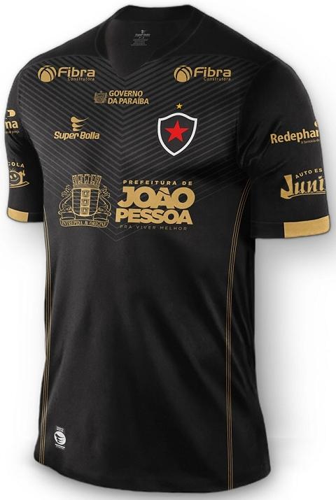 56b99a01a9 Super Bolla lança terceira camisa do Botafogo da Paraíba - Show de ...