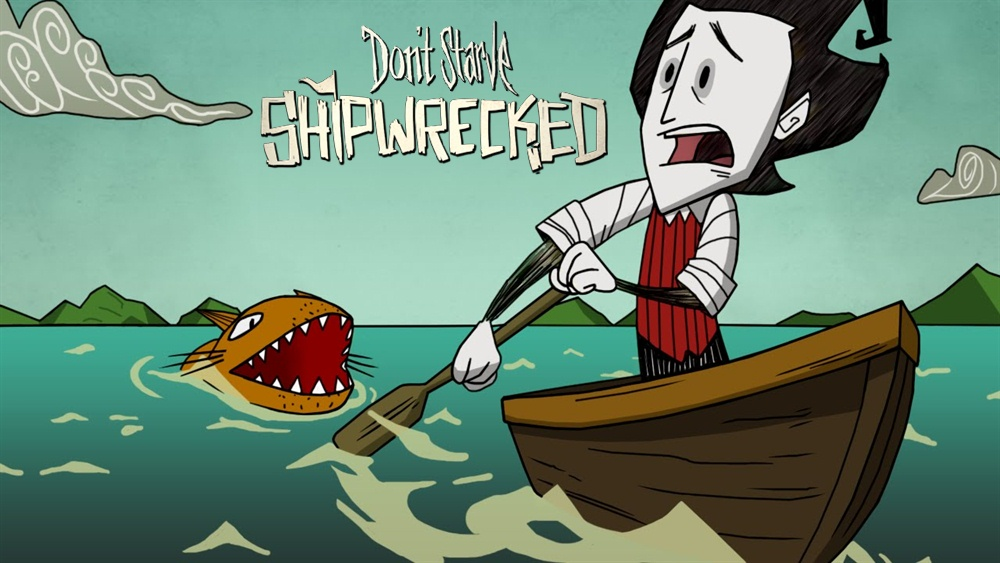 Don't Starve Shipwrecked Download Poster