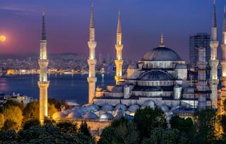 Destinasi Wisata Instagramable yang Wajib Dikunjungi di Turki