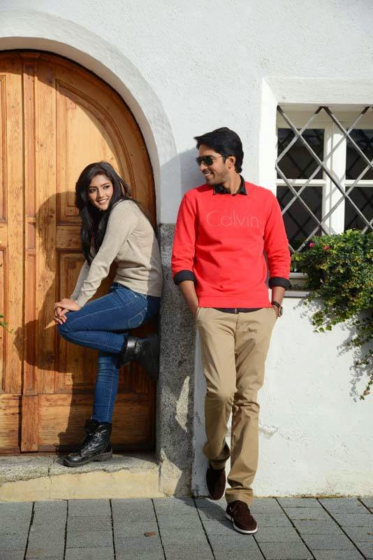 Allari Naresh-Bandipotu Latest Stills, Eesha Hot Pics in tight Jeans from Bandipotu Movie