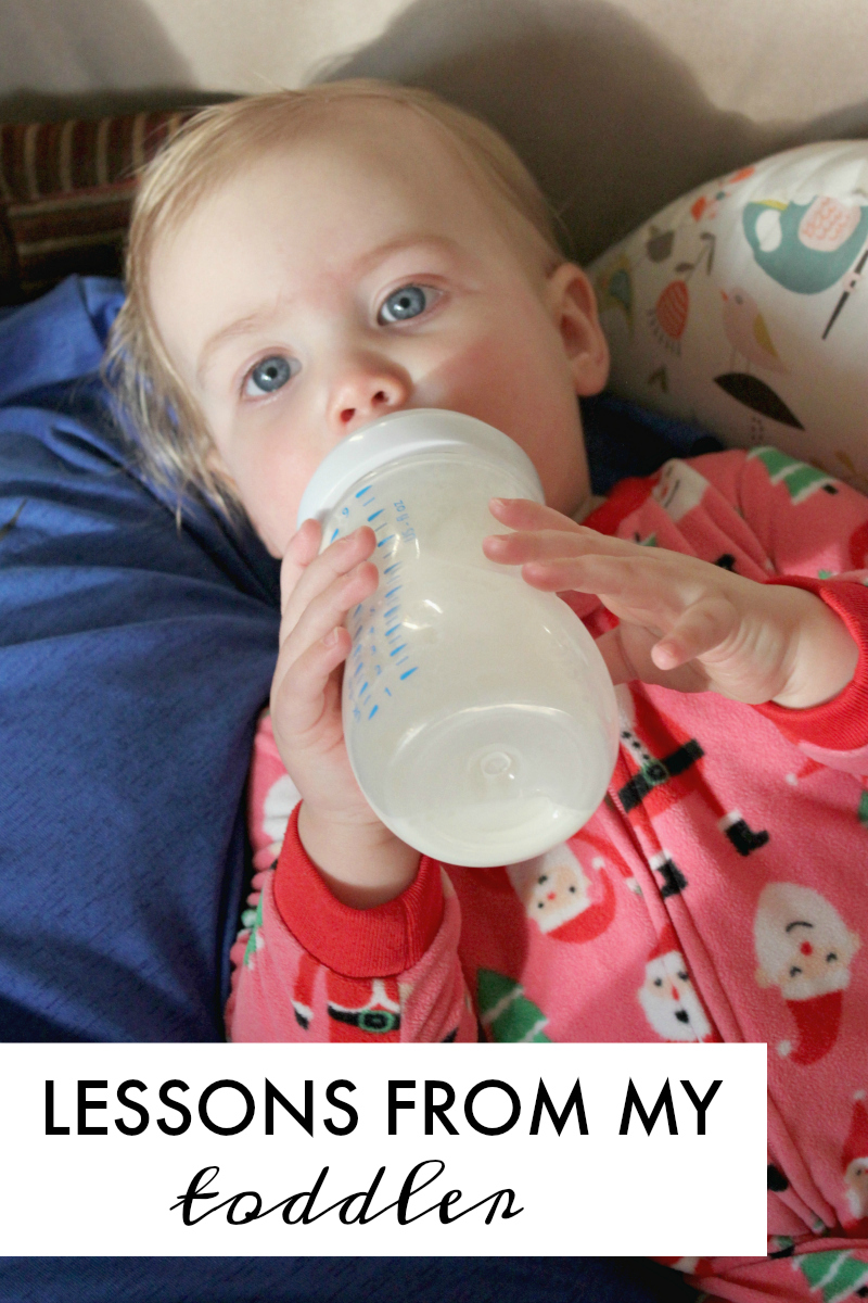Lessons I've Learned from My Toddler + Giveaway