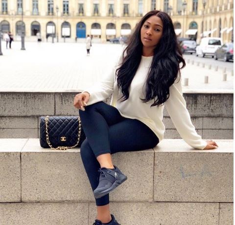 Ubi Franklin's ex-wife, Lilian Esoro hints at finding love again in Italy