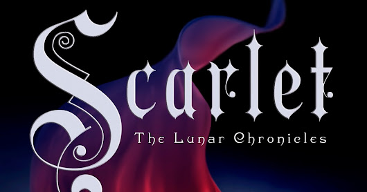 'Scarlet' by Marissa Meyer: Mel's Review
