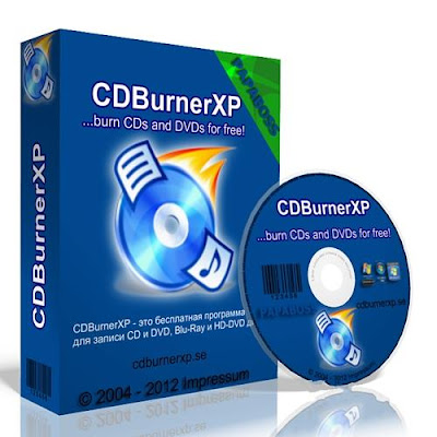 CDBurnerXP 4.5.8.7041 (64-bit) { Latest 2018 }