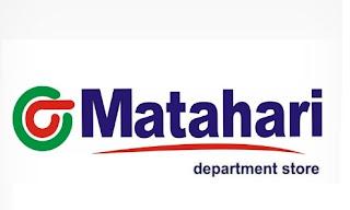 Lowongan Kerja 2017 PT Matahari Department Store