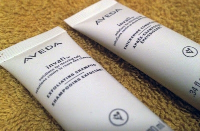 Aveda Invati Exfoliating Shampoo & Thickening Conditioner