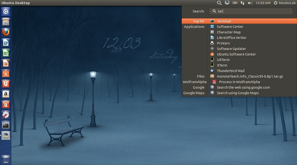Indicator-Synapse (Alternative of Mac Spotlight) for Ubuntu 13 10