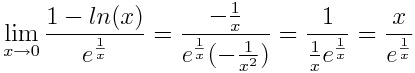 Math Principles: Indeterminate Form - Infinity Over Infinity