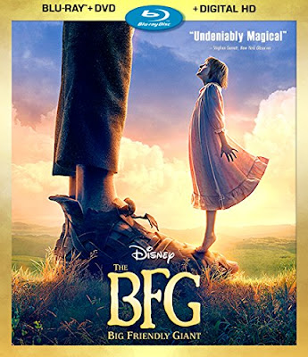 Disney's The BFG is out on Combo Pack! See what we loved about this amazing adventure, inspired by the stories of Roald Dahl!