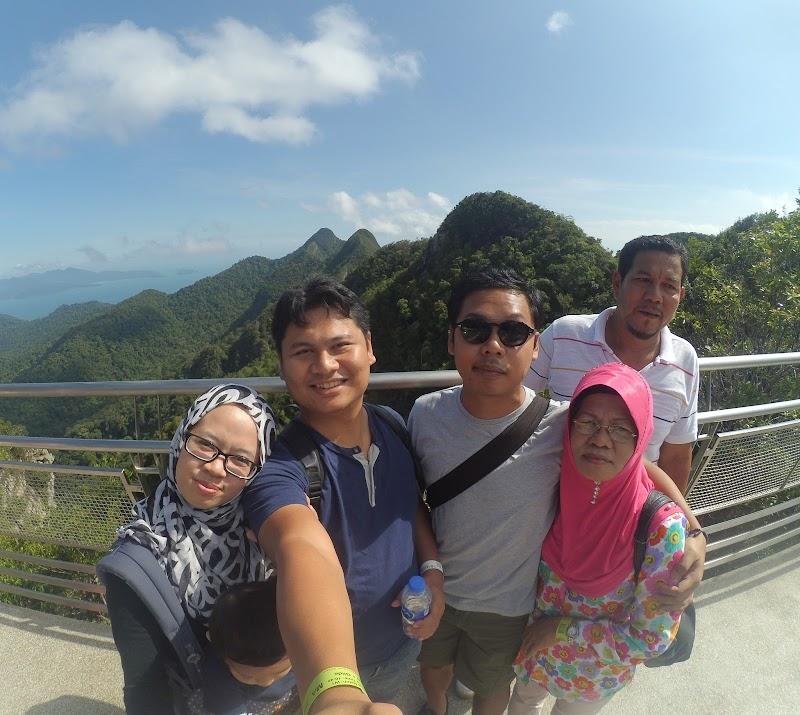 Percutian Keluarga ke Pulau Langkawi, Kedah