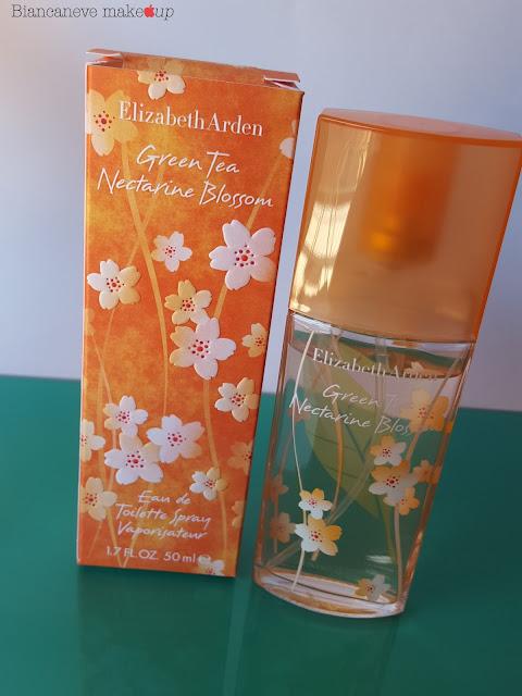 Green tea Nectarine Blossom Elisabeth Arden
