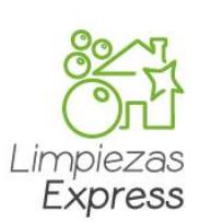 Limpiezas Express logo