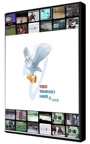 Video Thumbnails Maker Platinum 9.1.0 poster box cover