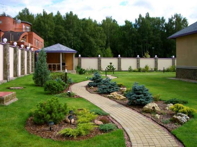 Amazing Backyard Landscaping Design Ideas Landscaping
