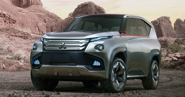 2018 Mitsubishi Montero Sport Review, Design and Release Date