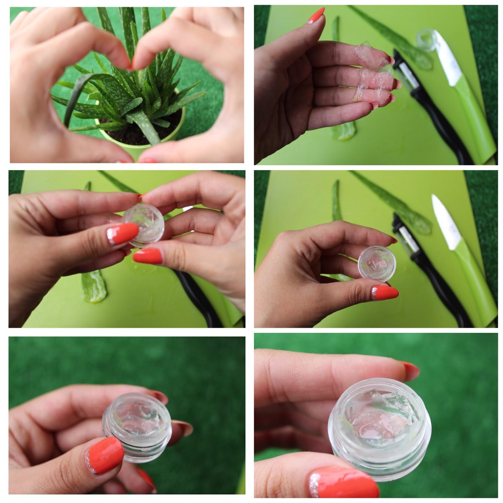 Aloe vera nasıl kullanılır