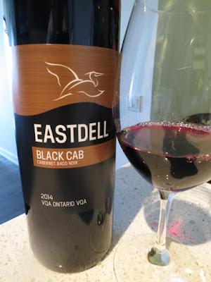 EastDell Black Cab 2014 - VQA Ontario, Canada (87 pts)