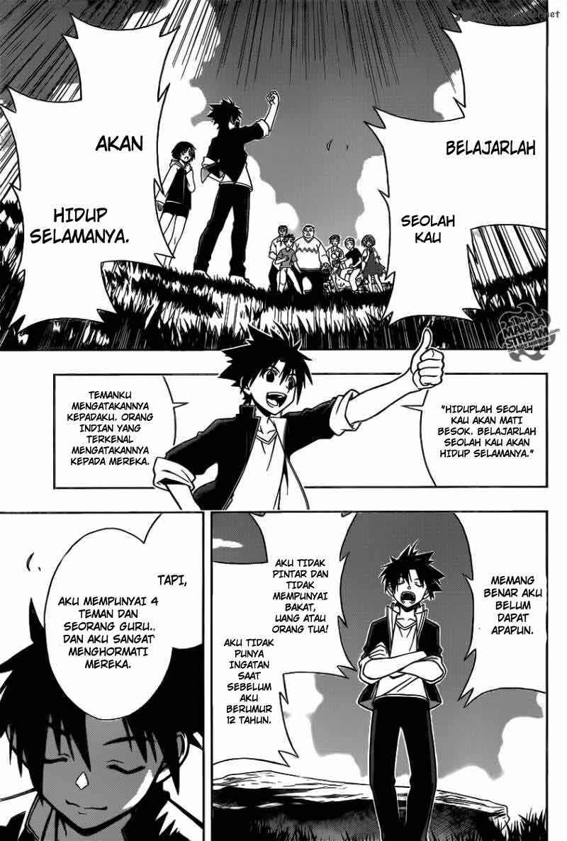 Baca Manga UQ Holder Chapter 2 Bahasa Indonesia