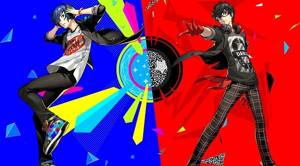 Persona 3: Dancing in Moonlight Gameplay