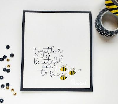 ishani card, bees card, cas card