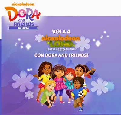 concorso Dora and Friends