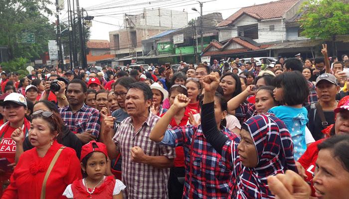 Terbelahnya Pendukung Ahok Karena Kecewa Dengan Pilihan Jokowi
