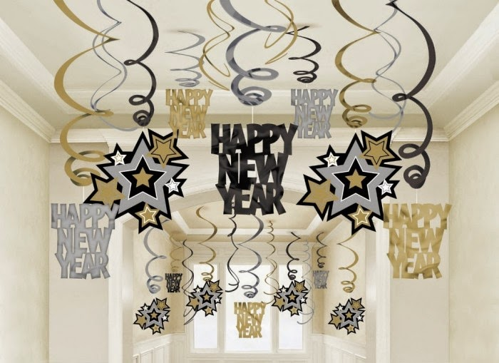 Happy New Year 2016 Home Decoration Images for Pinterest
