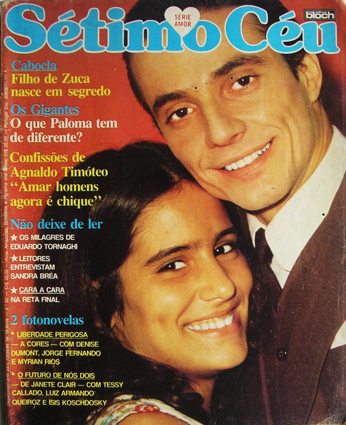 novela cabocla 1979