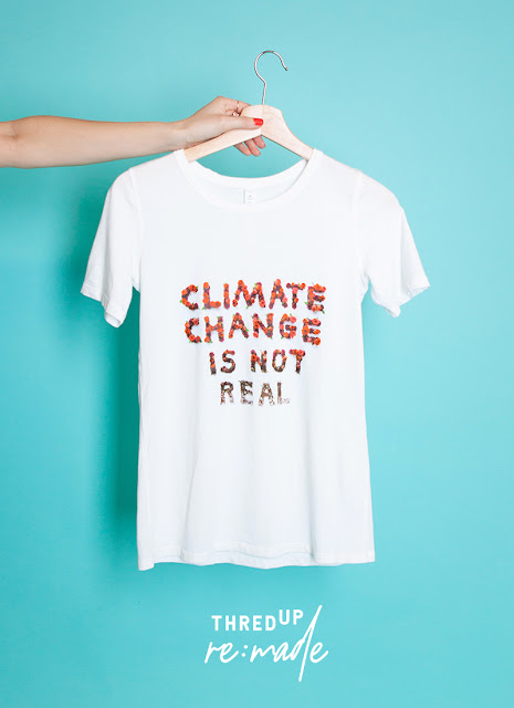 Climate change is not real