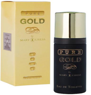 Milton Lloyd Pure Gold 50ml EDT for Men