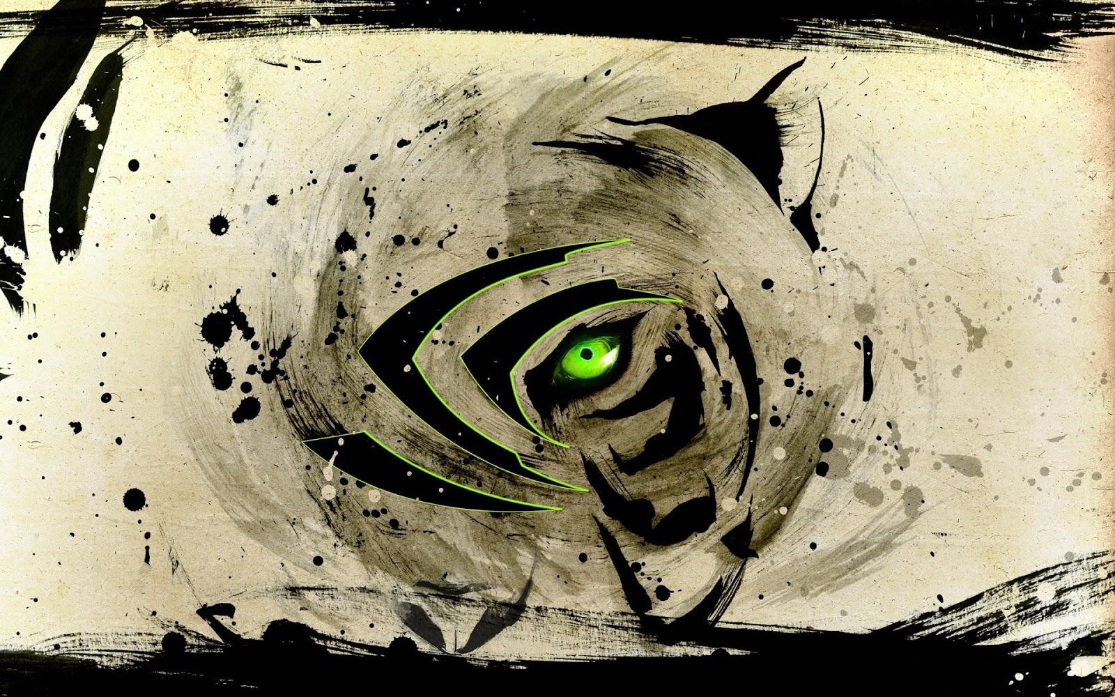 Fantasy Wildlife Abstract Animal Creative Design Art HD Wallpaper