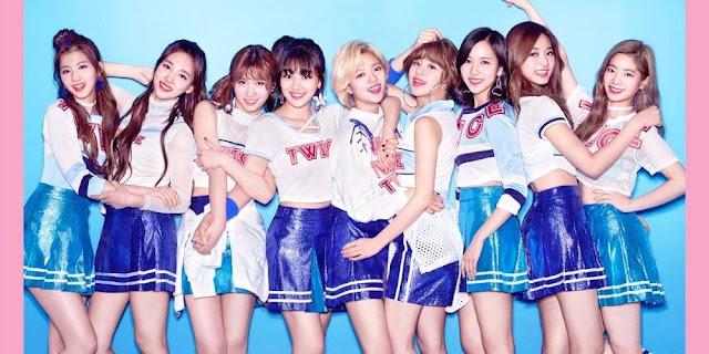Twice tampil acara music station jepang