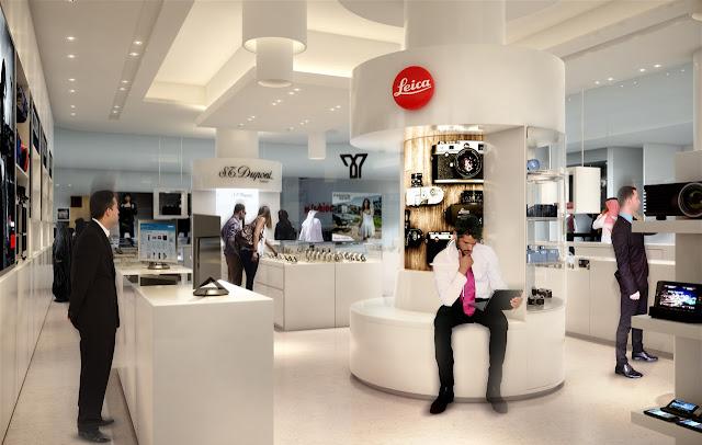 Tienda y hotel de diseñador
