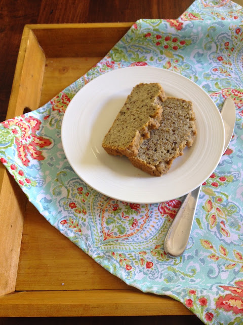 Gluten free, dairy free, yeast free almond bread