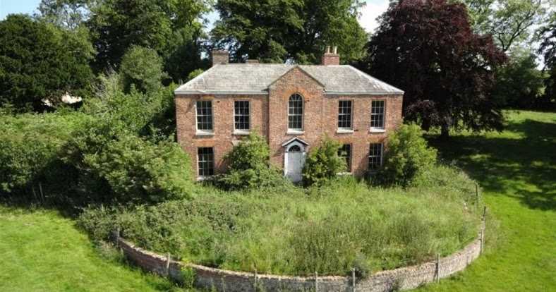 Wreck Of The Week Country House Skendleby Lincolnshire