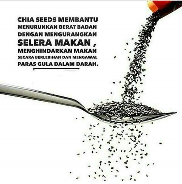 Chia Seed Brand Cosway