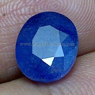 Batu Permata Blue Safir - ZP 901