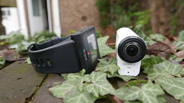 Sony FDR-X3000R: Action cam with stabilized 4K like a boss