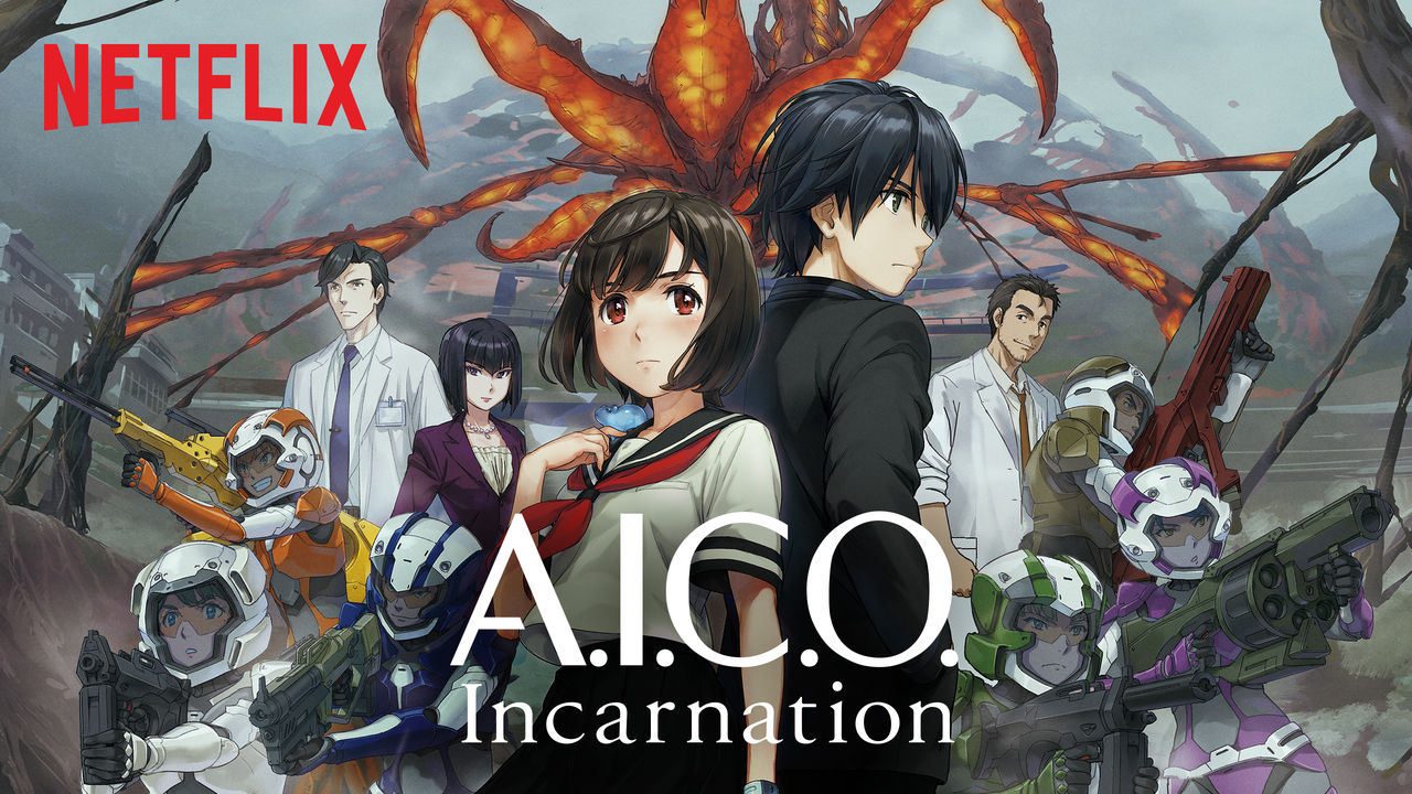 A.I.C.O. Incarnation Temporada 01 Audio Latino