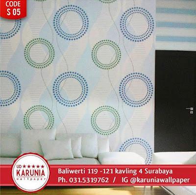 jual wallpaper dinding pemasangan