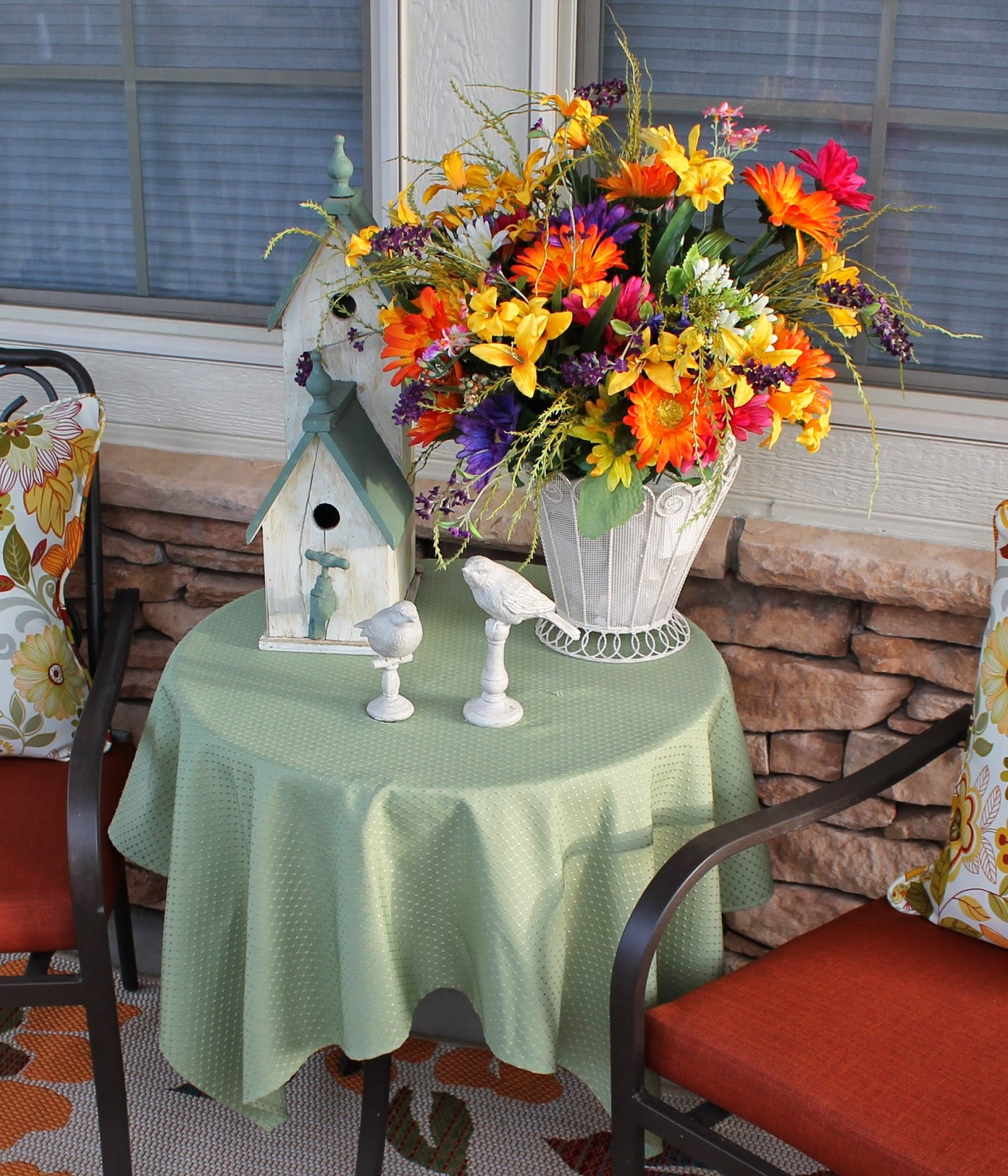 Spring Decorating: Southern Seazons: Spring Decor Past