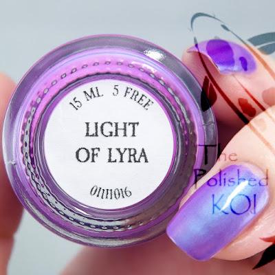 Tonic Polish Light of Lyra a