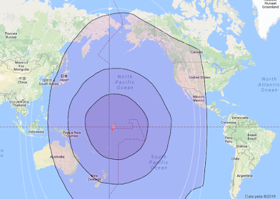 Satelit NSS 9 177.0°W CBand